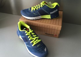 Switch On The Lights – Mon Test des Reebok One Cushion 2.0 City Lights