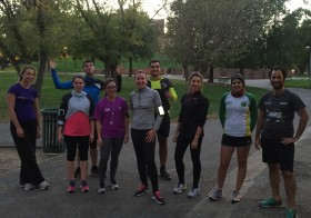 The Magic Team – Le Run13Crew